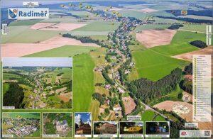 MAPA: © Vydavatelství CBS www.malovanemapy.cz